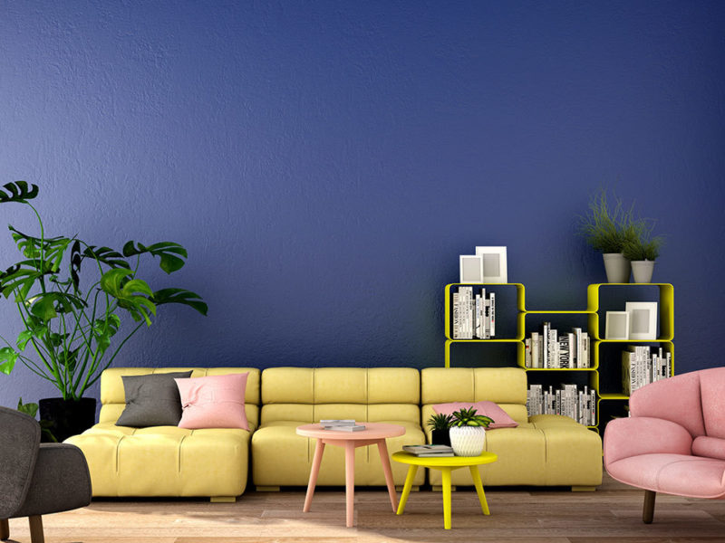 Colour Phycology in interior design