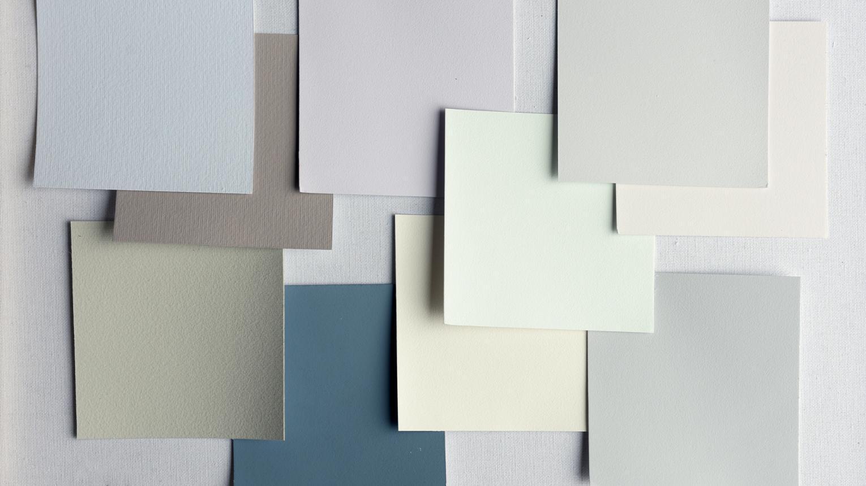Interior paint colour consultant services